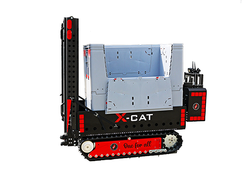 X-CAT Kunststofftransportbox-Modul
